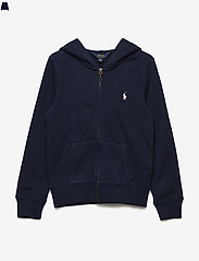 Ralph Lauren Kids - French Terry Hoodie - pulls à capuche - french navy - 0