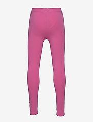 Ralph Lauren Kids - Polo Stretch Jersey Legging - leggings - baja pink - 2