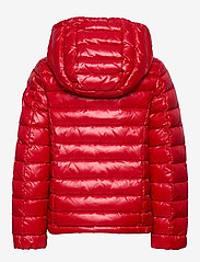 Ralph Lauren Kids - Packable Quilted Down Jacket - puffer & padded - rl 2000 red - 3