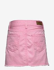 Ralph Lauren Kids - Cotton Denim Skirt - skirts - carmel pink wash - 1