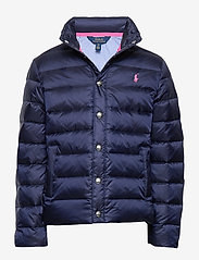 Ralph Lauren Kids - Packable Quilted Down Jacket - puffer & padded - french navy - 0