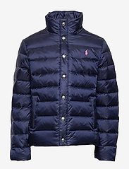 Ralph Lauren Kids - Packable Quilted Down Jacket - puffer & padded - french navy - 1