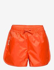 Ralph Lauren Kids - Logo Ripstop Pull-On Short - shorts - sailing orange - 0
