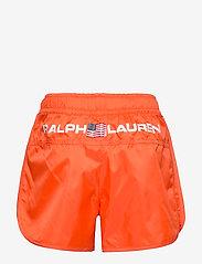 Ralph Lauren Kids - Logo Ripstop Pull-On Short - shorts - sailing orange - 1