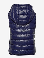 Ralph Lauren Kids - Packable Quilted Vest - vests - french navy - 2