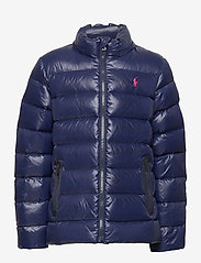 Ralph Lauren Kids - Water-Repellent Down Jacket - puffer & padded - french navy - 2