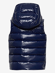 Ralph Lauren Kids - POLY PLAINWEAVE-CHANNEL VEST-OW-VST - vests - french navy - 1