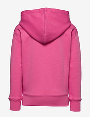 Ralph Lauren Kids - Big Pony Fleece Hoodie - hoodies - baja pink - 1