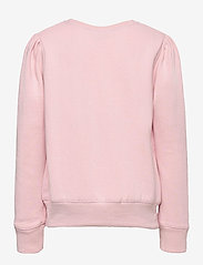 Ralph Lauren Kids - LT WT FLEECE-LS CN FLEECE-TP-KNT - knitwear - hint of pink - 1