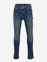 Ralph Lauren Kids - Eldridge Skinny Stretch Jean - jeans - aiden wash - 2