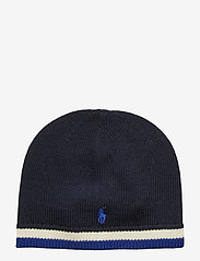 Ralph Lauren Kids - MERINO HAT-APPAREL ACCESSORIES-HAT - hatut - rl navy - 0