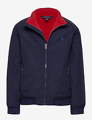 Ralph Lauren Kids - Water-Resistant Windbreaker - windbreaker - newport navy - 0