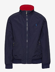Ralph Lauren Kids - Water-Resistant Windbreaker - windbreaker - newport navy - 1