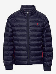Ralph Lauren Kids - Packable Quilted Jacket - dunjakker & forede jakker - newport navy - 1