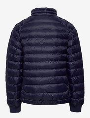 Ralph Lauren Kids - Packable Quilted Jacket - dunjakker & forede jakker - newport navy - 2