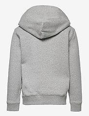 Ralph Lauren Kids - Polo Bear Fleece Hoodie - kapuzenpullover - andover heather - 1