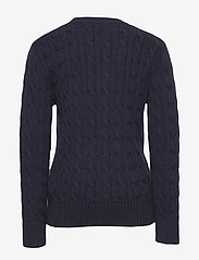 Ralph Lauren Kids - Cable-Knit Cotton Sweater - knitwear - rl navy - 1
