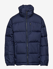 Ralph Lauren Kids - Hooded Down Jacket - untuva- & toppatakit - french navy multi - 2