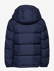 Ralph Lauren Kids - Hooded Down Jacket - untuva- & toppatakit - french navy multi - 3