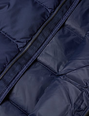Ralph Lauren Kids - Hooded Down Jacket - untuva- & toppatakit - french navy multi - 6