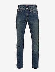 Ralph Lauren Kids - Sullivan Slim Stretch Jean - jeans - woodhaven wash - 0