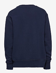 Ralph Lauren Kids - Cotton-Blend-Fleece Sweatshirt - sweatshirts - cruise navy - 1