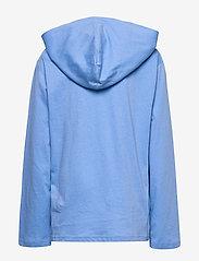 Ralph Lauren Kids - Beach Bear Hooded Tee - bluzy z kapturem - fall blue - 2