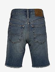 Ralph Lauren Kids - Sullivan Slim Denim Short - shorts - crawfield wash - 1