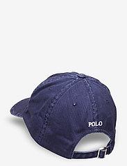 Ralph Lauren Kids - Big Pony Chino Baseball Cap - caps - newport navy - 1