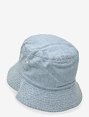 Ralph Lauren Kids - CHAMBRAY-RVRS BUCK HT-AC-HAT - kapelusz przeciwsłoneczny - chambray - 1