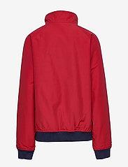 Ralph Lauren Kids - Water-Resistant Windbreaker - bomber jackets - rl 2000 red - 2