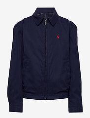 Ralph Lauren Kids - Water-Resistant Twill Jacket - bomber jackets - newport navy - 0