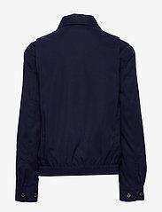 Ralph Lauren Kids - Water-Resistant Twill Jacket - bomber jackets - newport navy - 1