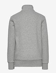 Ralph Lauren Kids - Polo Sport Half-Zip Sweatshirt - sweatshirts - andover heather - 1