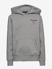 Ralph Lauren Kids - Polo Sport Fleece Hoodie - pulls à capuche - andover heather - 0