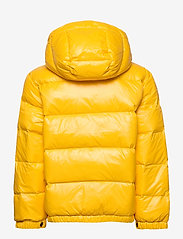 Ralph Lauren Kids - Water-Repellent Down Jacket - puffer & padded - gold bugle - 2