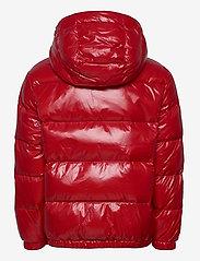 Ralph Lauren Kids - Water-Repellent Down Jacket - puffer & padded - rl 2000 red - 2