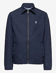 Ralph Lauren Kids - Bayport Stretch Cotton Chino Jacket - bomber jackets - newport navy - 0