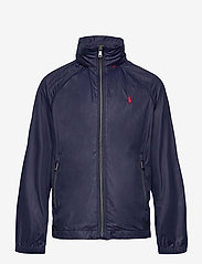 Ralph Lauren Kids - Water-Resistant Packable Hooded Jacket - jassen - newport navy/ rl2 - 2
