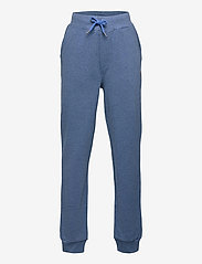 Ralph Lauren Kids - Cotton Mesh Jogger Pant - trousers - royal heather - 0
