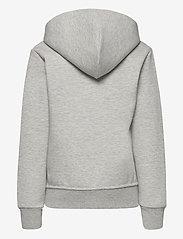 Ralph Lauren Kids - Double-Knit Full-Zip Hoodie - pulls à capuche - lt sport heather - 1