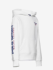 Ralph Lauren Kids - Polo Sport Fleece Hoodie - kapuzenpullover - white - 2