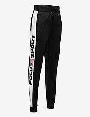 Ralph Lauren Kids - Polo Sport Fleece Track Pant - sweatpants - polo black multi - 3