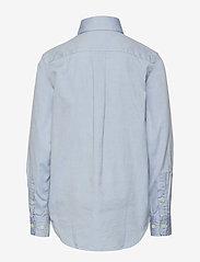 Ralph Lauren Kids - CUSTOM FIT BLAKE SHIRT - overhemden - bsr blue - 1