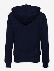 Ralph Lauren Kids - Cotton-Blend-Fleece Hoodie - pulls à capuche - cruise navy - 1