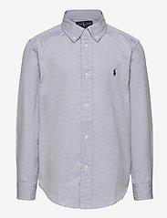 Ralph Lauren Kids - LS CF BLAKE SHIRT - overhemden - bsr blue - 0