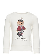 Holiday Bear Terry Pullover - NEVIS