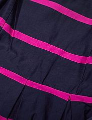 Ralph Lauren Kids - Striped Cotton Sateen Dress - dresses - french navy multi - 2