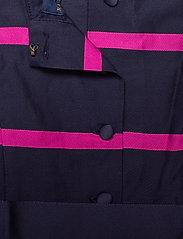 Ralph Lauren Kids - Striped Cotton Sateen Dress - dresses - french navy multi - 4