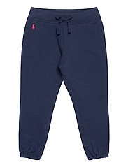 Cotton-Blend-Fleece Jogger - FRENCH NAVY/COLLE